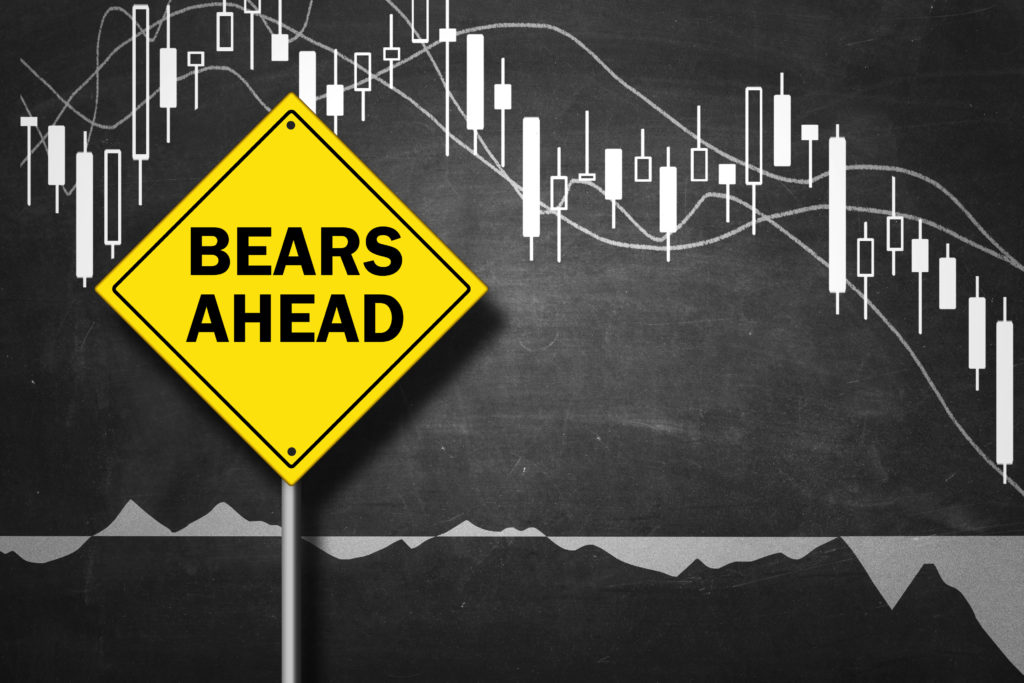Bearish - Bear market trend