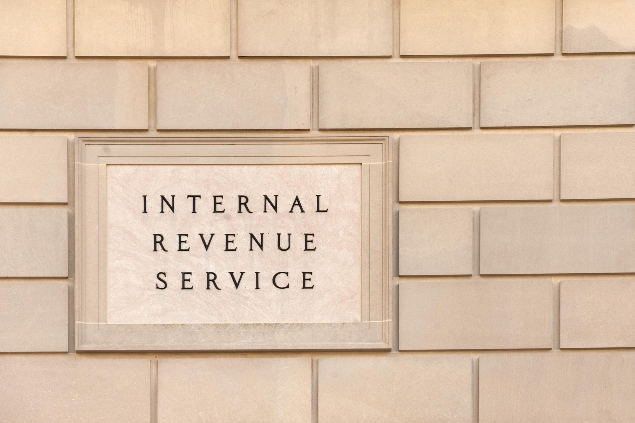 The (U.S.) Taxman Cometh